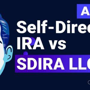AdBits - Self-Directed IRA vs Self-Directed IRA LLC