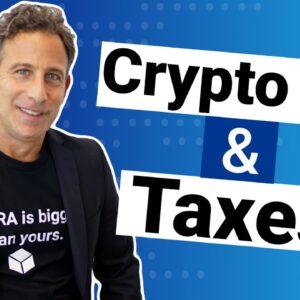 Crypto IRA and Taxes