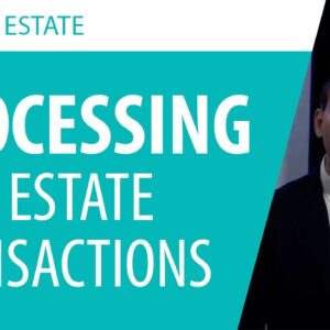 Processing Real Estate Transactions with a Self-Directed Account