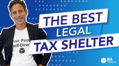 The Best Legal Tax Shelter