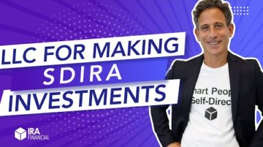 Why Use an LLC for making Self-Directed IRA Investments?