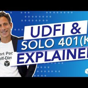 UDFI & Solo 401k Explained