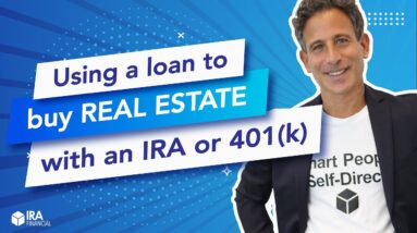 Can I use a Loan to Buy Real Estate with an IRA or 401(k)