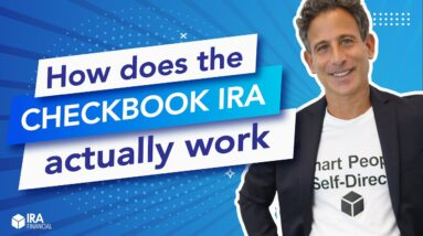 How Does the Checkbook IRA actually work